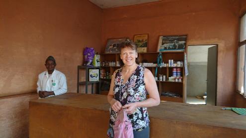 Wij Guusje Mali dierenarts